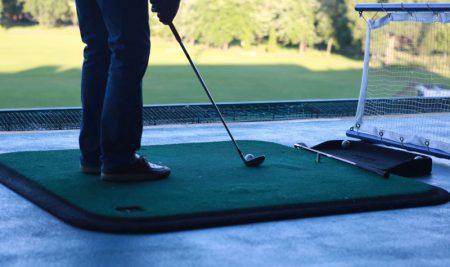 Последний гольф викенд!